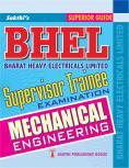 BHEL-Mechanical Engineering (Supervisor Trainee)-English book