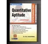 QUANTITATIVE APTITUDE-Dr.R.S.AGGARWAL