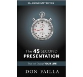 The 45Second Presentation-English