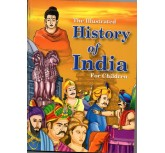 The Illustrated History Of India For Children-english