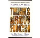 THINK AND GROW RICH(english book)