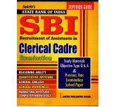 SBI Clerical Cadre-English-sakthi publishing House