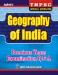 Geography Of India ( english book)