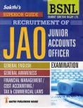 BSNL- JAO -Junior Accoumts Officer - Sakthi
