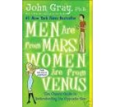 Men are from Mars,Women are from Venus (english)
