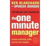 The One Minute Manager ( english book)