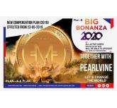 Pearlvine Plan A and B Book Autopool 16 Pgs Multicolor (A5)