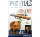 Who Stole The American Dream? - Burke Hedges - English