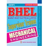 BHEL-Mechanical Engineering (Supervisor Trainee)-English book