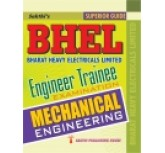 BHEL-Mechanical Engineering (Engineer Trainee)-English book