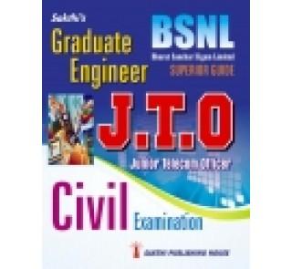 Junior Telecom Officer (Civil)