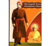 Strength First Goodness Next - (vivekananthar) - A.R.K.Sarma -Eng