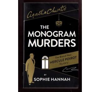 The Monogram Murders-Agatha chiristie-By Sophie Hannah