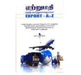 (Yetrumathi) Export A to Z  - s Chandrasekar